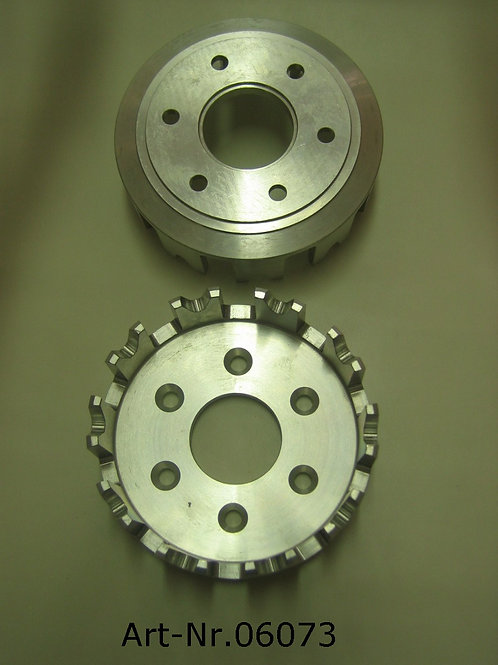 AL clutch base for 9 plates
