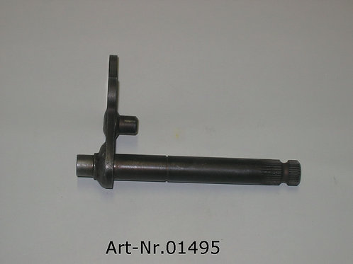 gearshift linkage without ratchet
