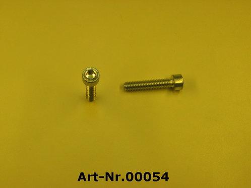 Allen screw M6x30 mm