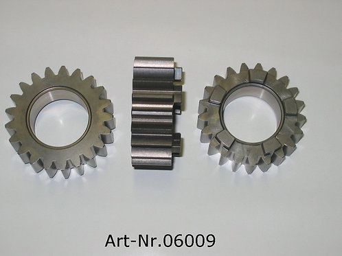gear wheel 3.gear 21teeth main shaft