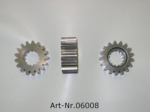 gear wheel 1.gear 17teeth main shaft
