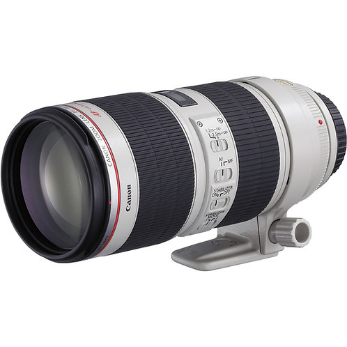 Canon 70-200 2.8 IS