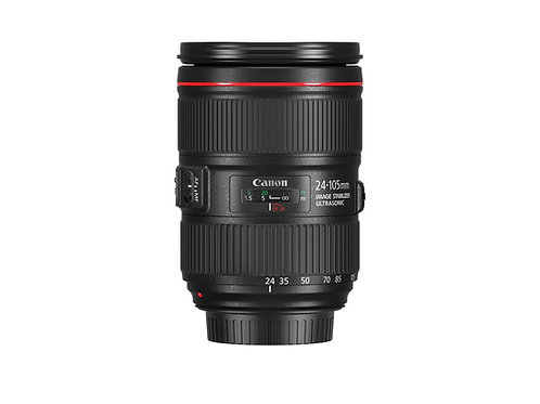 Canon 24-105mm 4 IS