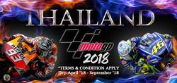 THAILAND MOTO GP