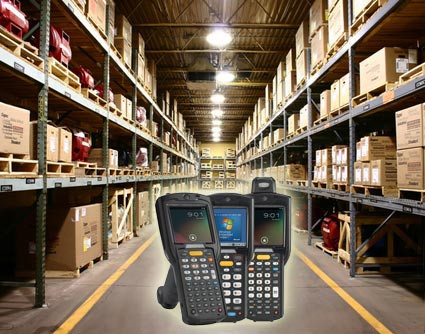 Warehousing Mobile Computing 2020
