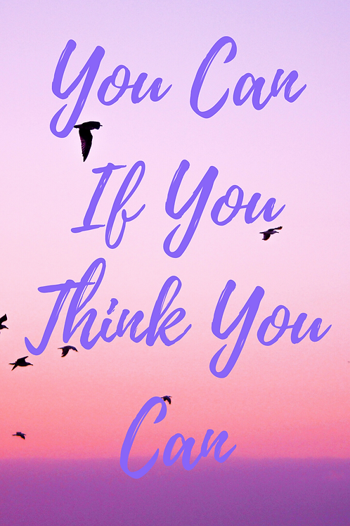 You Can Affirmation Wallpaper