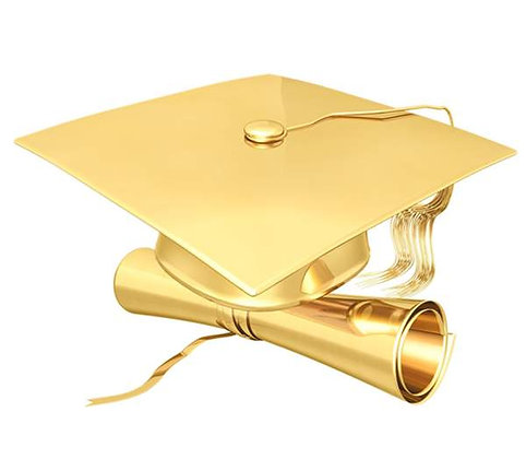 Gold Graduation Package