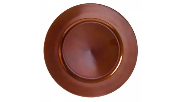 Scrylic Plate Charger