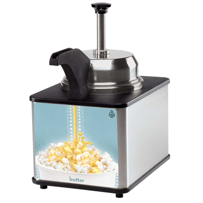Hot Cheese/Hot Fudge Warmer