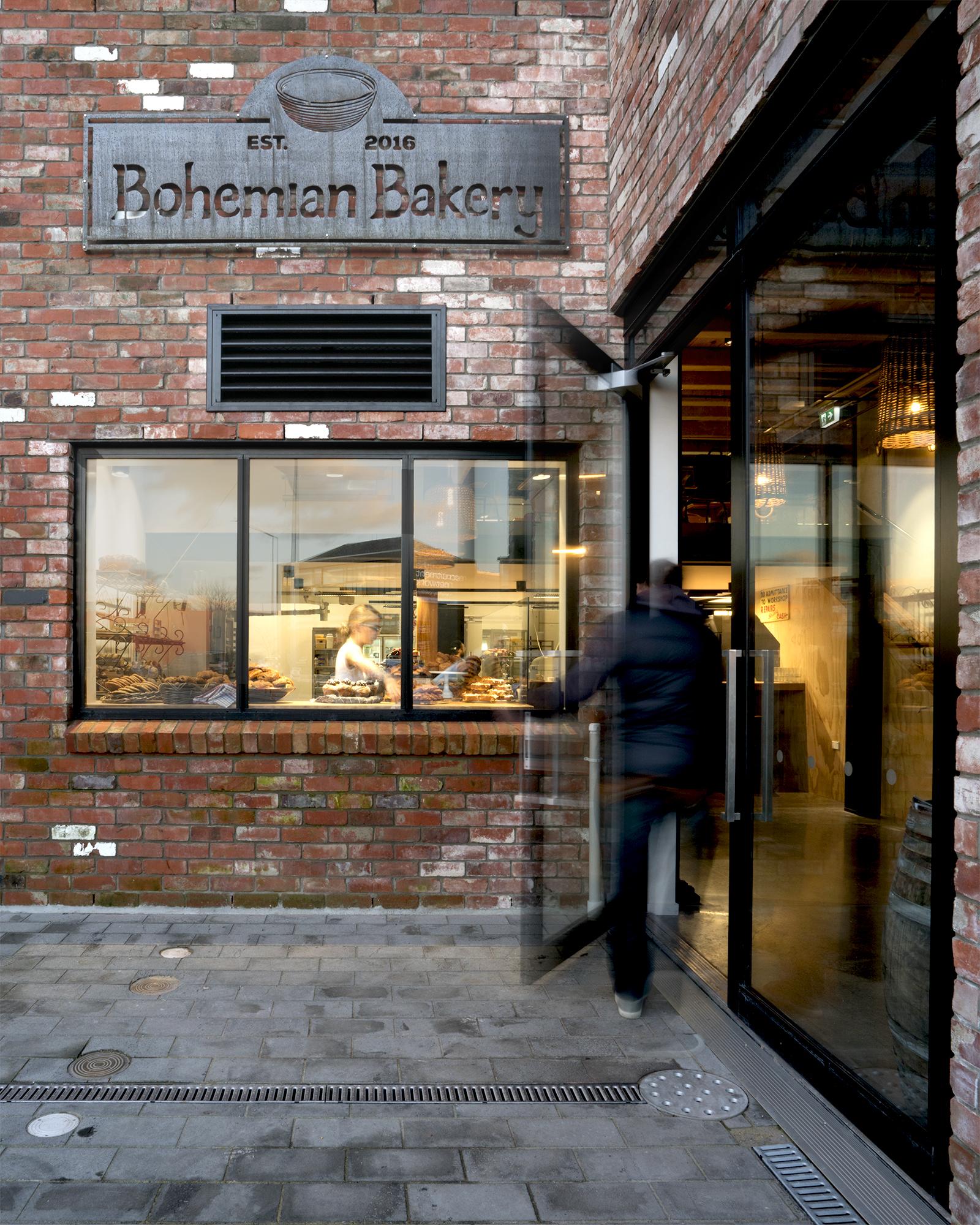 Peter Dunbar - Bohemian Bakery 01