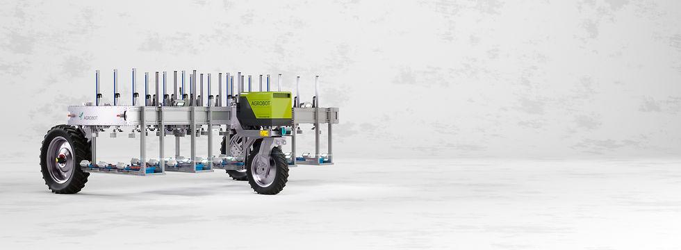 Agrobot autonomous picking machine for farming