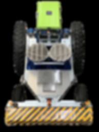 Agrobot BugVac autonomous robot for farming desease control