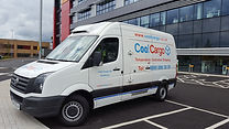 Chilled Courier Service london