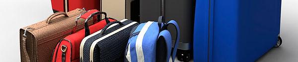 Luggage shipping to Benin