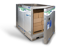 Chilled Air Freight Pharmaceticals