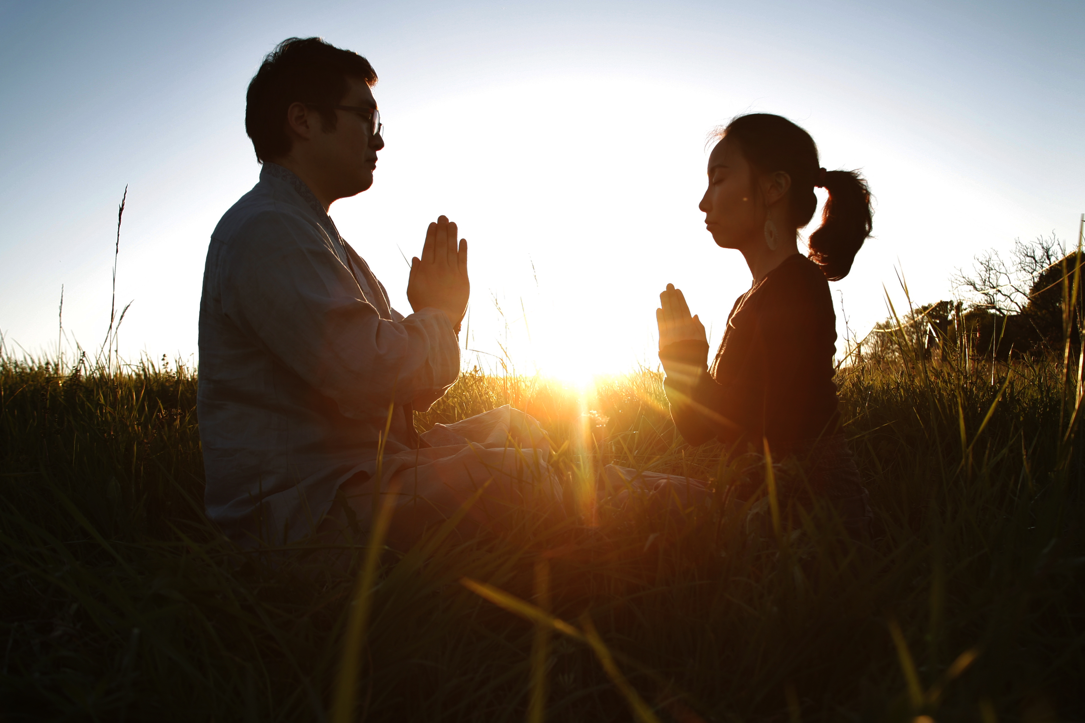Reportage Yoga