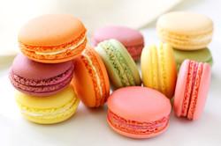 Photo Publicité Macarons