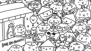 A Brief Intro to… Cartooning