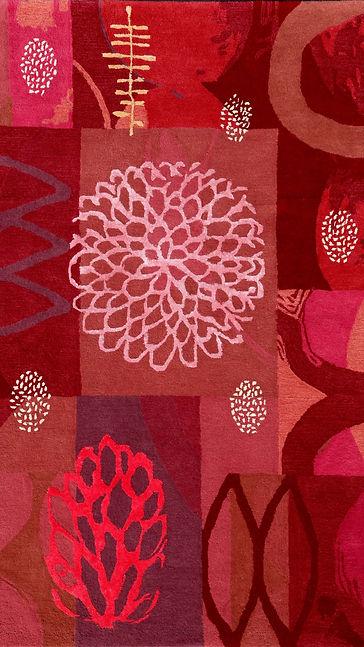 Red Luxury Carpet
