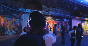 Secret Sunrise returns to Leake Street Arches
