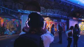 Secret Sunrise returns to Leake Street Arches