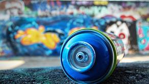Ten Top…Graffiti Spray Brands