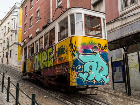 Ten Top…Cities to see Street Art
