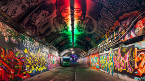 Phase One of Leake Street Arches launches this Saturday!