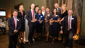Leake Street Arches wins award at London Infrastructure Awards