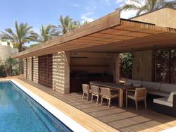 Pool House & Outdoor Pool, Israel