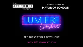Lumiere comes to Leake Street!