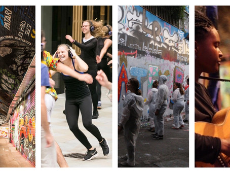 #LeakeStreetLIVE public events programme to launch with a free event celebrating urban culture
