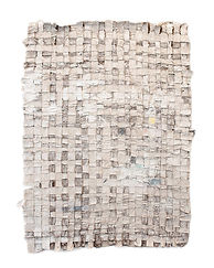 JC_2016, Untitled, (Hessian and Canvas),