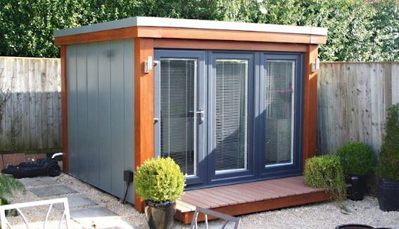 Ireland's No.1 Zero Maintenance Garden Rooms