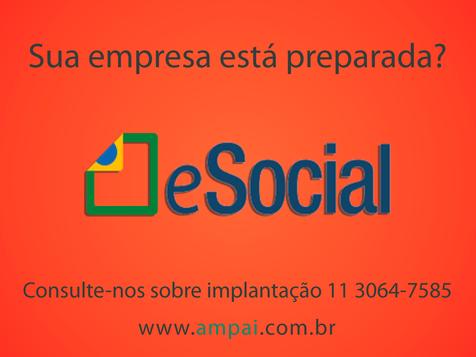 Sua empresa está preparada para o E-Social?