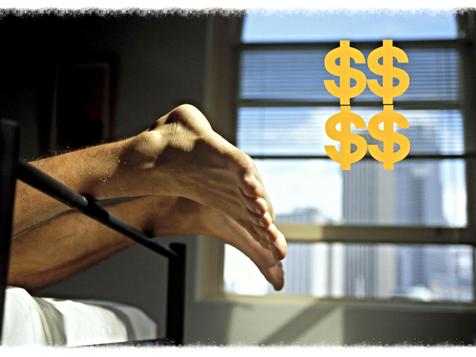 Você paga caro pelo seu sedentarismo!