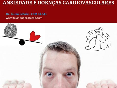 Dicas para diferenciar ansiedade e pânico de doenças cardiovasculares