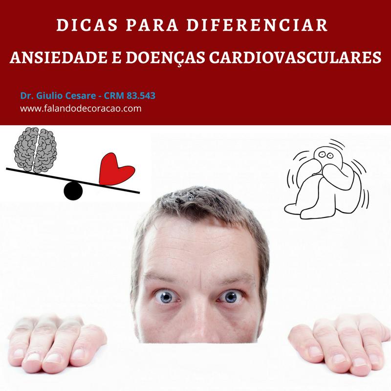 ansiedade e doenças cardiovasculares
