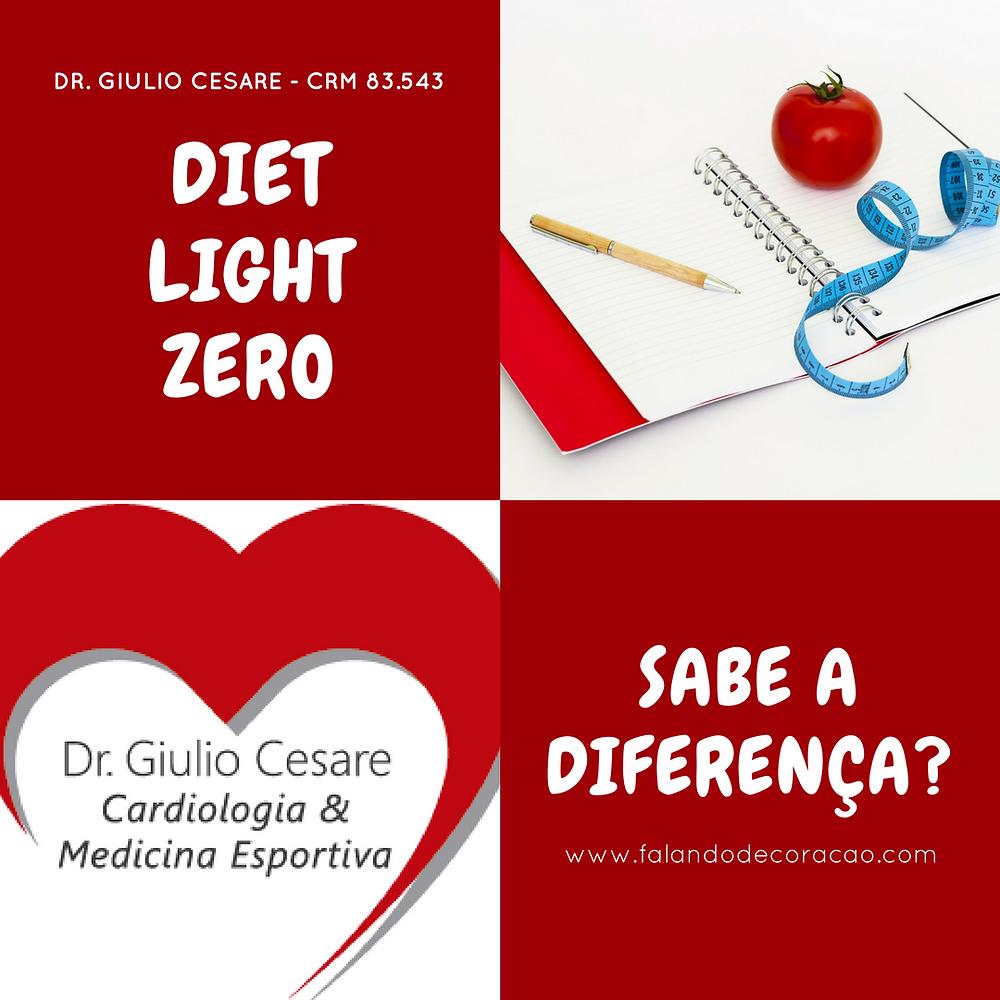 diet ligh zero dr giulio cesare