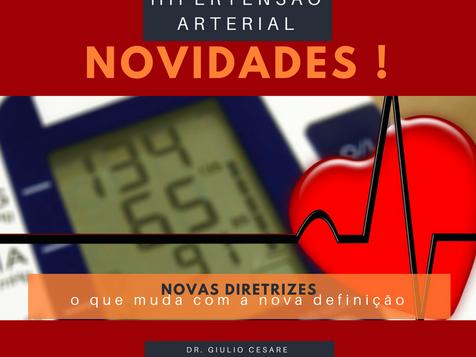 O que muda com a nova diretriz sobre hipertensão