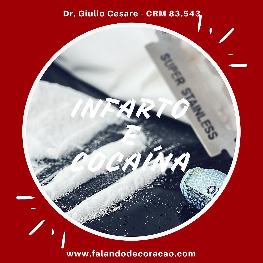 Infarto e cocaína, Dr. Giulio Cesare