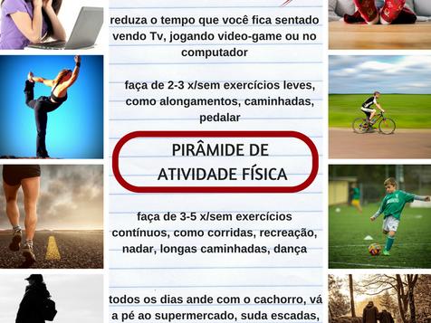 Pirâmide de exercícios