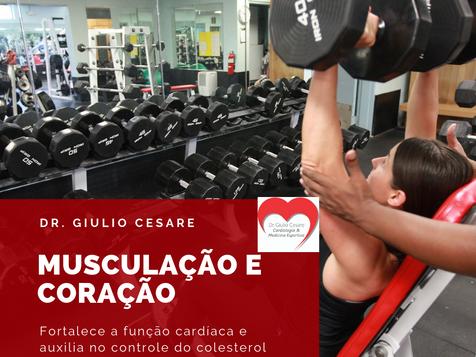 Musculação e Coração