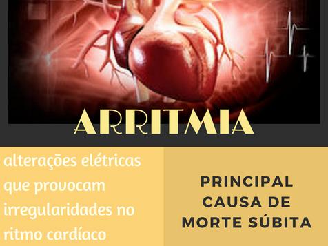 Arritmias - alterações do ritmo cardíaco