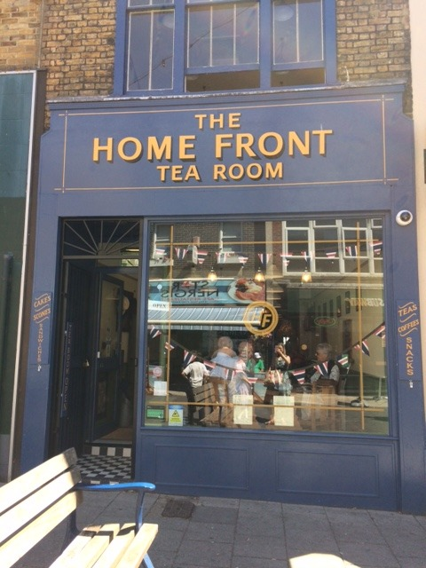 Home Front Tea Rooms