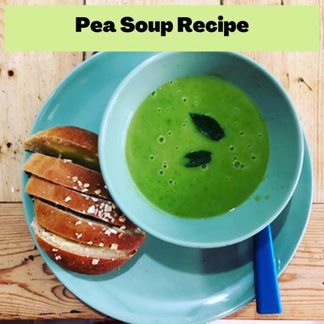 How to make pea soup