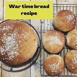 War time bread