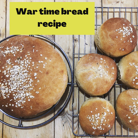 How to bake wartime loaf