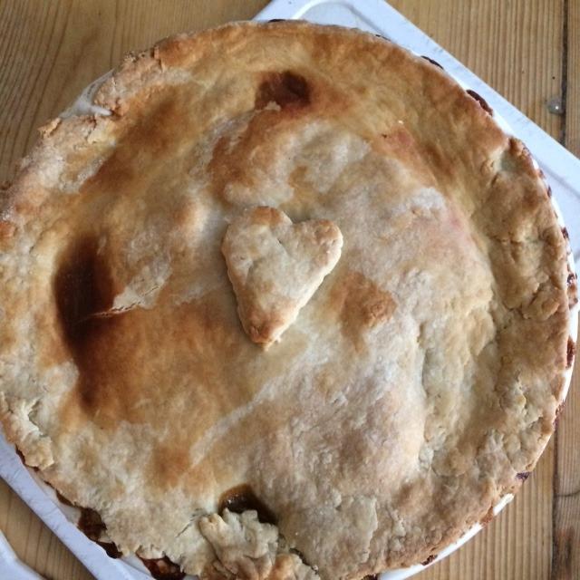 Woolton Pie