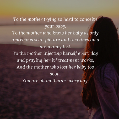 To The Mothers